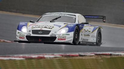 Rd1. OKAYAMA GT300km RACE (予選)
