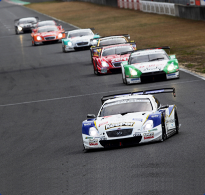 Rd1. OKAYAMA GT300km RACE (決勝)