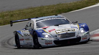 Rd2. FUJI GT500km RACE (予選)