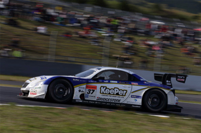 Rd2. FUJI GT 500km RACE (決勝)
