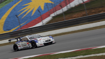 Rd3.SUPER GT INTERNATIONAL SERIES MALAYSIA (決勝)