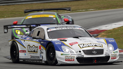 Rd3.SUPER GT INTERNATIONAL SERIES MALAYSIA (予選)