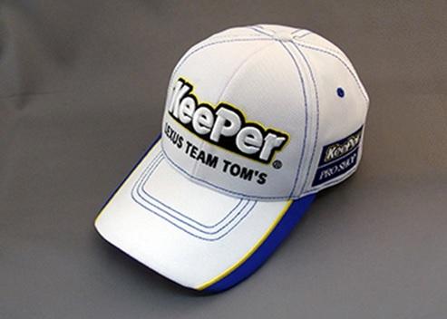 2019 トムス チーム キャップ KeePer